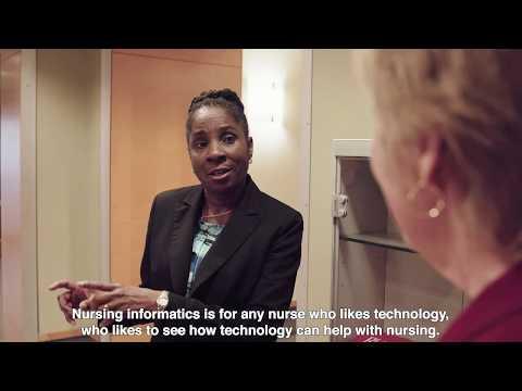Meet Nursing Informatics Alumna Ann