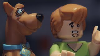 Donuts save the day! - LEGO Scooby-Doo - Stop Motion Mini movie