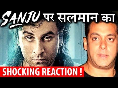 Salman Khan's SHOCKING Reaction On Ranbir Kapoor's SANJU