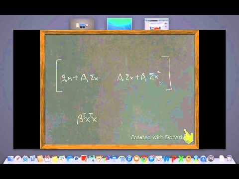 Derivative of Matrices