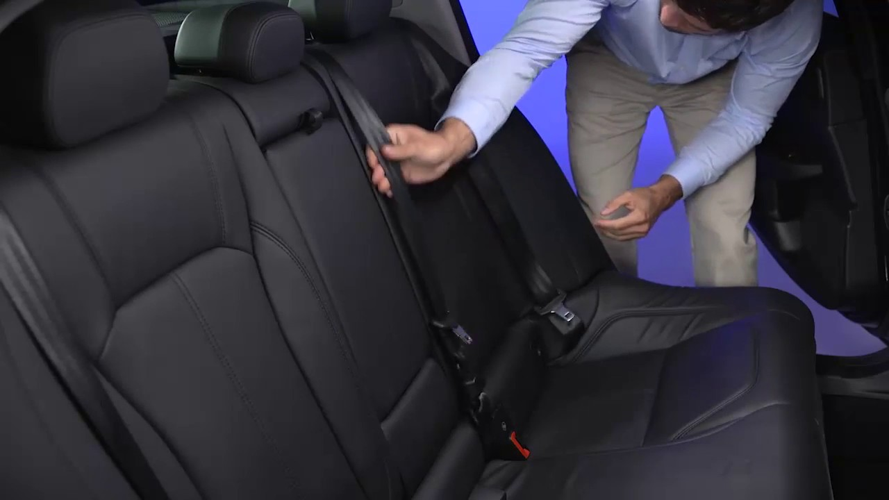 Folding Rear Seats I Giulia I Alfa Romeo USA YouTube - Alfa romeo seat covers