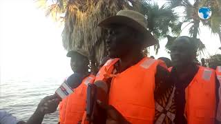 Governor Nanok launches a boats distribution project to exploit fishing potential of L. Turkana