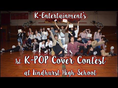 [KE] 1st Annual K-POP Cover Contest 2019 at Lindhurst High School