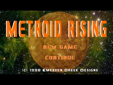 A METROID GAME FOR CDI?! (Metroid Rising, intended circa 1998)