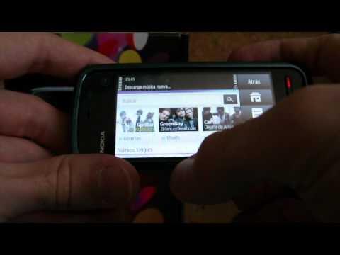 Nokia 5235 con Música Ilimitada en Ovi - Celularis.com