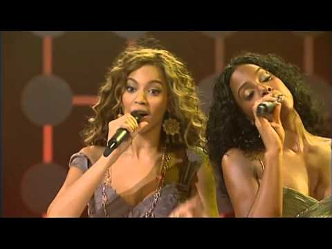 Destiny's Child - Girl (CD:UK Australia 2005)