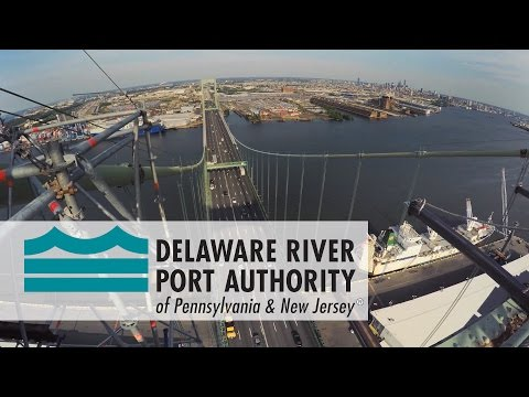 Delaware River Port Authority - Bridge Painting