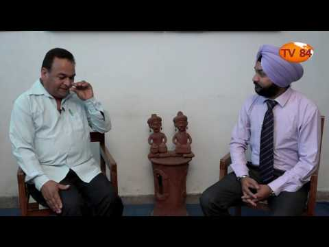 Ik Nazar | Dr Darshan Singh Barri welfare officer of univarsity