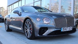 Test Drive | The 2020 Bentley GT has something for EVERYONE!
