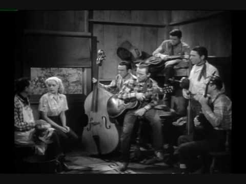 Jimmy Bryant guitar 1949 film  w Cowboy Copas,Broome Brothers