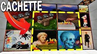 LA MEILLEURE CACHETTE ! Minecraft