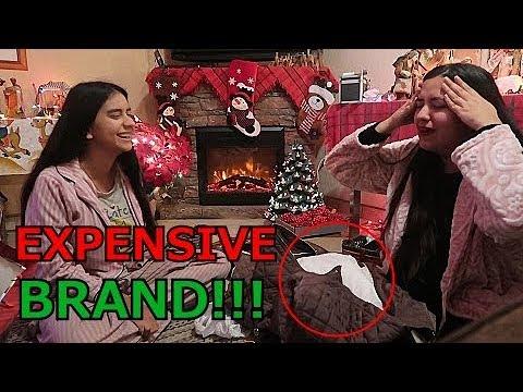 EXPENSIVE CHRISTMAS GIFT!!   Christmas Vlog - YouTube