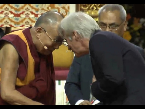 H.H. The Dalai Lama, duced By Richard Gere: Path to Inner Happiness.