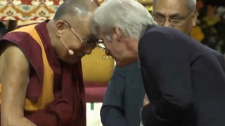 H.H. The Dalai Lama, Introduced By Richard Gere: Path to Inner Happiness.