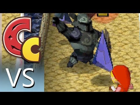 The Legend of Zelda: Phantom Hourglass – Battle Mode with MasaeAnela
