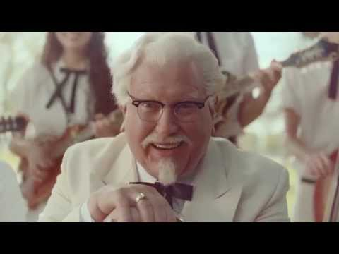 Creepy Colonel Sanders