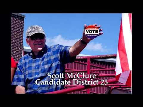 Scott McClure District 25