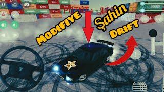 Modifiyeli Şahin park etme ve Drift Android Games Gameplay oyun nasıl oynanır screenshot 1