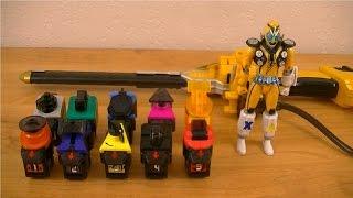 Toku Toy Theory Ep. 2 (Astro Switches 1-10 + Fourze Elek State)