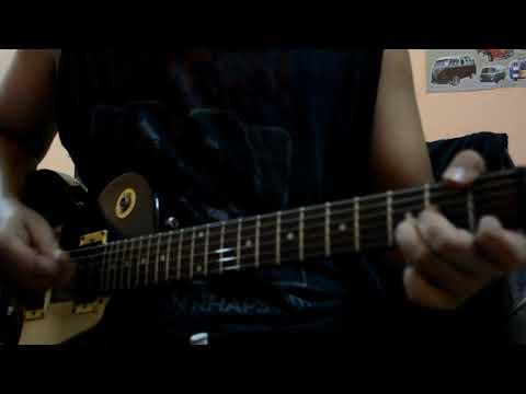(OST TITIAN CINTA) Hyper Act. - Kasih [guitar cover]