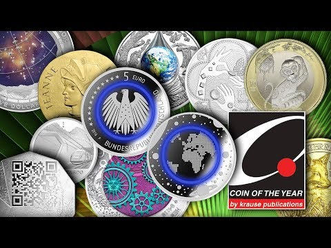 The Krause Publications 2018 Coin of the Year Award Ceremony