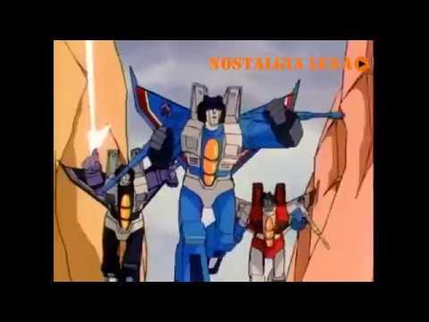 Transformers Genérico E Crédito Finais Canal 1 Anos 8090