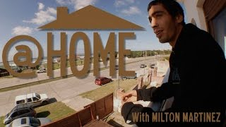 Creature Skateboards: @Home with Milton Martinez