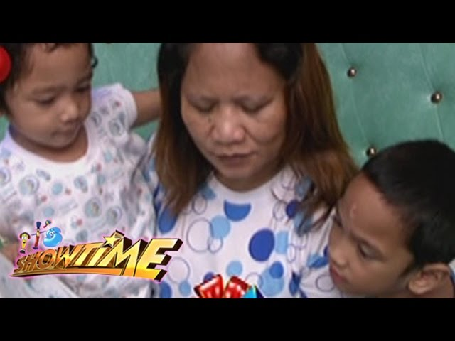It's Showtime: Fely Libvera, mother | 12 Gifts of Christmas