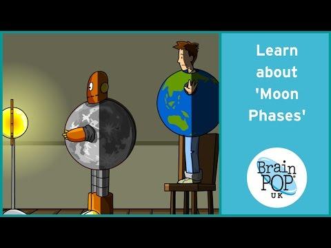 BrainPOP UK - Moon Phases
