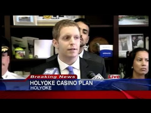 VIDEO: Mayor Alex Morse's news conference on Mountain Park casino site
