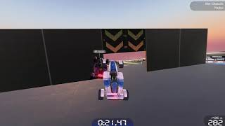 [TAS] TrackMania B06-Obstacle 26.68 (-0.10)
