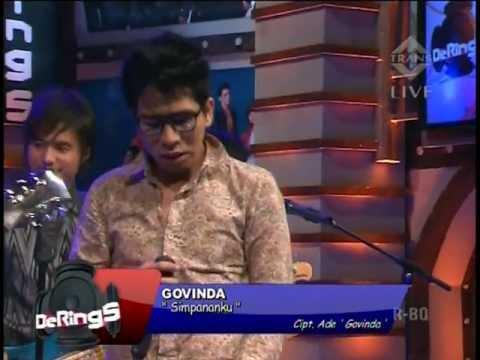 Govinda - Simpananku,Live Performed di Derings (03/10) Courtesy TransTV
