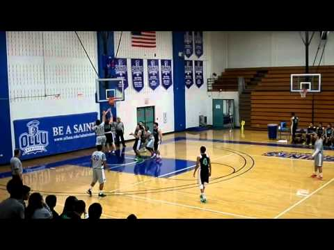 OLLU Club Basketball vs Palo Alto College