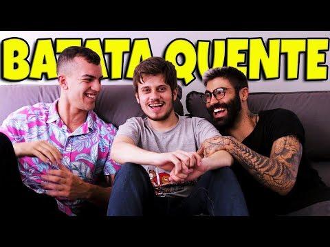 MATHEUS CANELLA NO BANQUINHO DO RAUL GIL