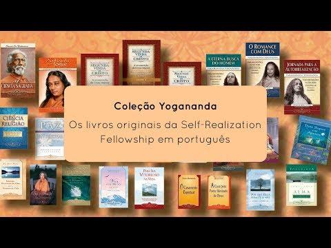 Coleção Yogananda - Livros originais da Self-Realization