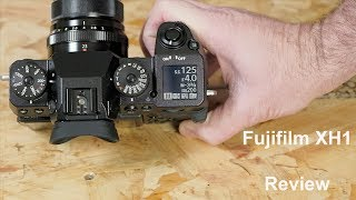 EP6 - Fujifilm XH1 First Impression - REVIEW