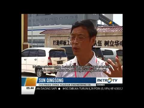 Metro Xinwen 19 Agustus 2015 - PLTU Celukan Bawang