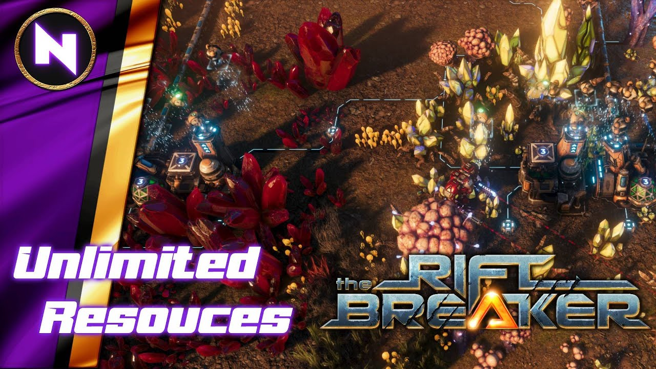 Download Unlocking and Unlimited Rare Resources   #09   The Riftbreaker Lets Play/Walkthrough