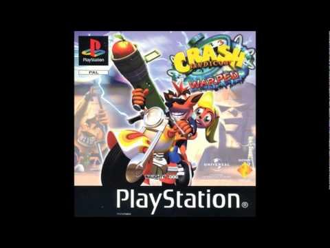 Crash Bandicoot 3: Egypt Skull Route/Gem Path Music