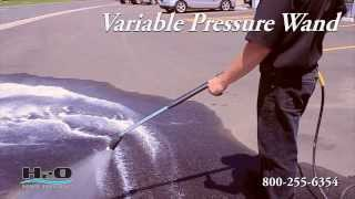 Variable Pressure Wand Power Washing Accessories and Parts for Pressure Washers