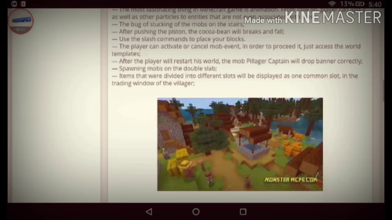 Minecraft 11.111.11.11 FREE Download for a Kindle Fire 11 tablet - YouTube