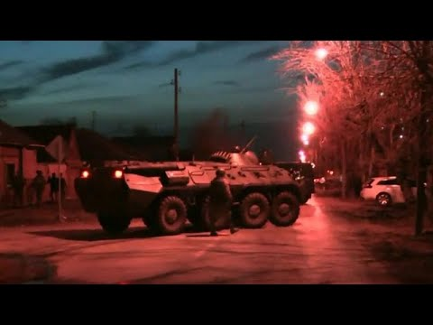 Russie : opération anti-Daesh en Sibérie