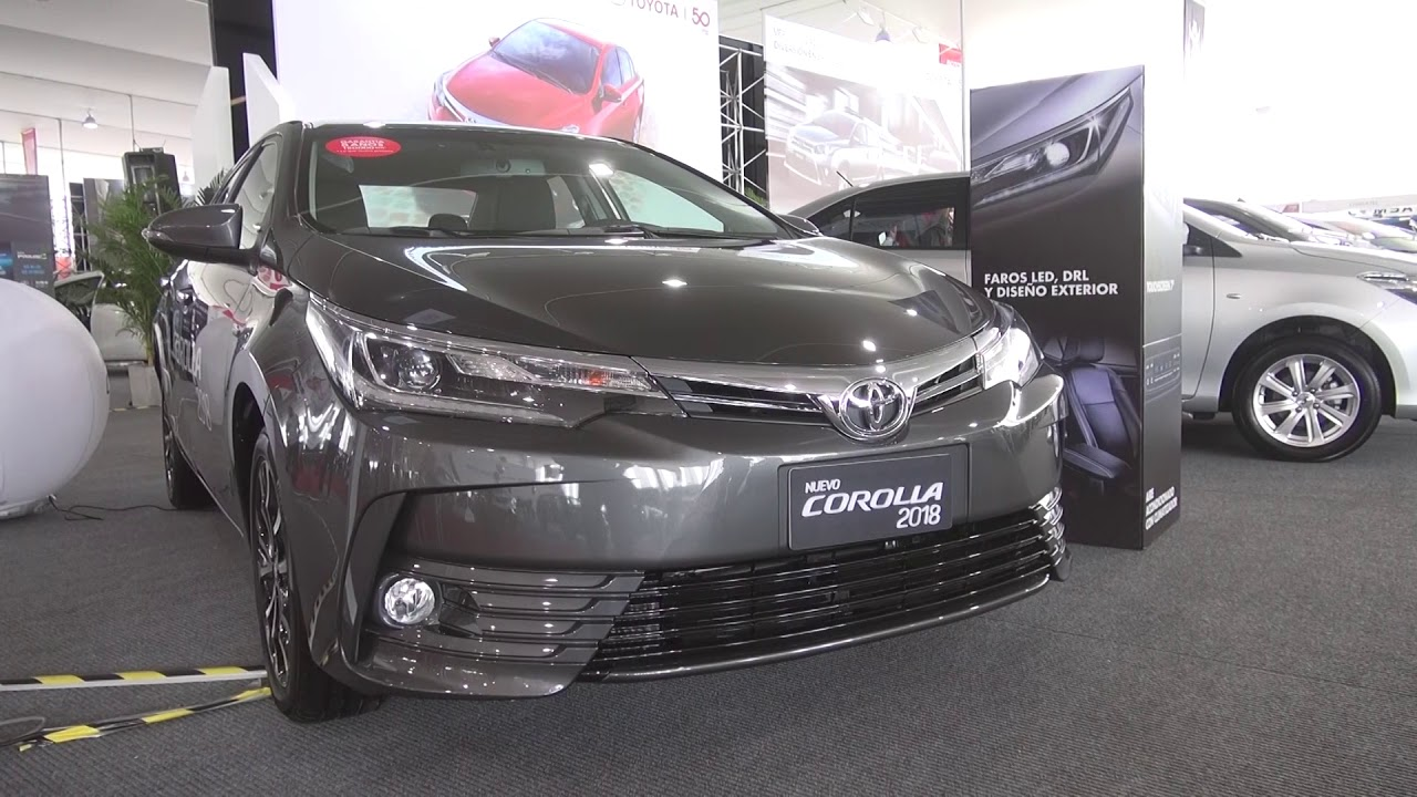 Toyota En El Motorshow Peru 2017 Auto 2017 Youtube