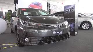 Toyota En El Motorshow Perú 2017 | Auto 2017