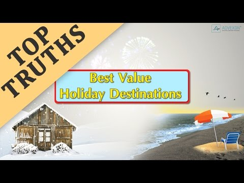 Best Value Holiday Destinations of 2017