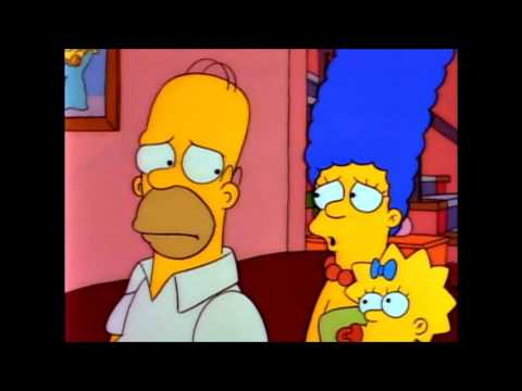 The Simpsons: Marge Ruined Mr Burn's Electionplan [Clip]