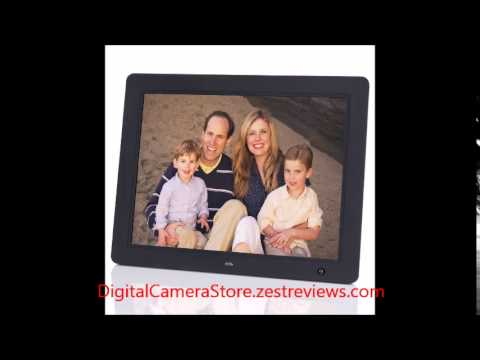 Photomate PM1500 15 inch Digital Picture Frame with Motion Sensor ...