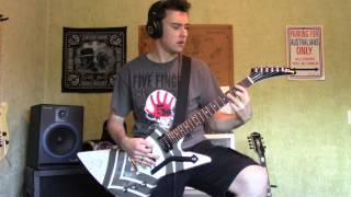 Hell To Pay - Five Finger Death Punch (Guitar Cover)