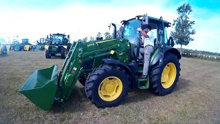 Video John Deere 5r (Test Drive) download MP3, 3GP, MP4, WEBM, AVI, FLV November 2017