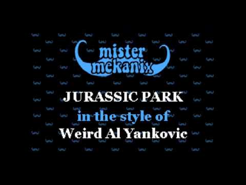 Weird Al Yankovic – Jurassic Park Karaoke Version